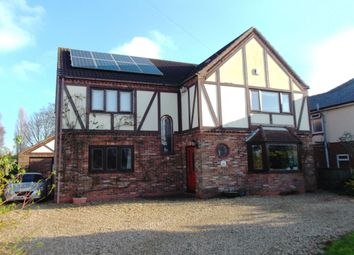 Thumbnail 4 bed detached house for sale in Flixborough Road, Burton-Upon-Stather, Scunthorpe