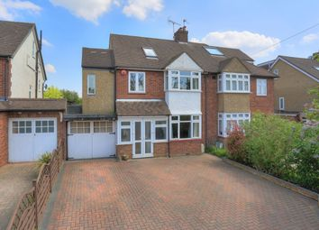 Thumbnail 4 bed semi-detached house for sale in Hazelwood Drive, St. Albans