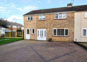 Thumbnail 4 bedroom semi-detached house for sale in Whaddon Way, Bletchley, Milton Keynes