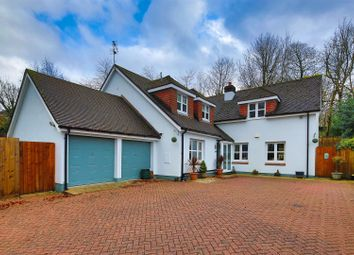 Thumbnail 4 bed property for sale in St. Fagans, Cardiff