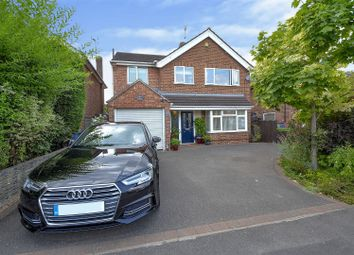 Thumbnail 4 bed detached house for sale in Wensleydale Road, Long Eaton, Nottingham