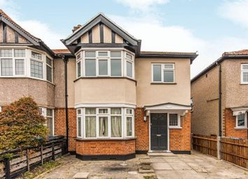 Thumbnail 4 bed semi-detached house to rent in Lingfield Avenue, Kingston Upon Thames