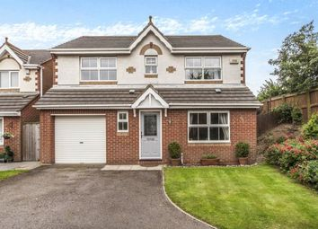 Thumbnail 4 bed detached house for sale in Talisman Close, Eaglescliffe, Stockton-On-Tees, Durham