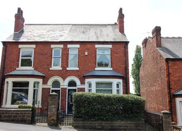 Thumbnail 4 bed semi-detached house for sale in Gilt Hill, Kimberley, Nottingham