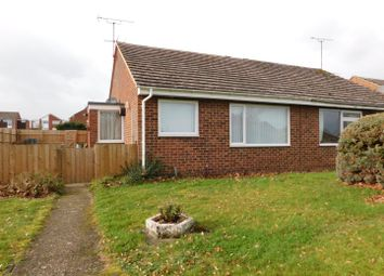 Thumbnail 2 bed semi-detached bungalow for sale in Orchid Way, Needham Market, Ipswich