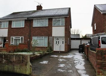 Thumbnail 3 bed property to rent in Putnoe Street, Bedford
