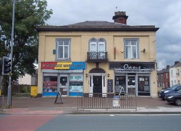 Thumbnail 1 bed flat to rent in 133 Walmersley Road, Bury