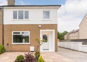 Thumbnail 3 bed semi-detached house for sale in Riddrie Knowes, Glasgow, Lanarkshire