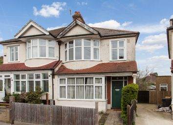 Thumbnail 3 bed semi-detached house for sale in Dixon Road, London