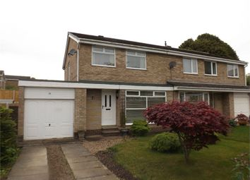 Thumbnail 3 bed semi-detached house to rent in Lindisfarne Road, Newton Hall, Durham
