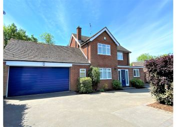 Thumbnail 3 bed detached house for sale in Barns Close, Kirby Muxloe