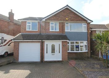Thumbnail 4 bed detached house for sale in Revelstoke Way, Nottingham, Nottinghamshire