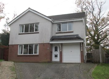 Thumbnail 5 bedroom detached house for sale in Clos Cae Dafydd, Gowerton, Swansea