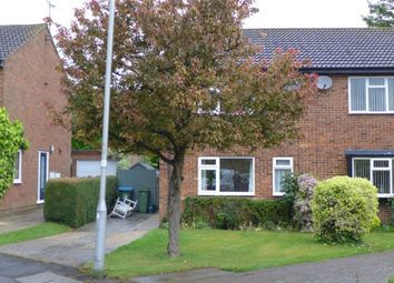 Thumbnail 2 bed semi-detached house to rent in Vicarage Close, Wendover, Bucks