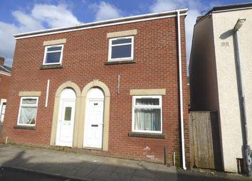 Thumbnail 2 bedroom semi-detached house for sale in Caroline Street, Ribbleton, Preston, Lancashire