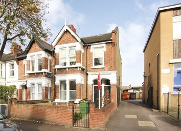 Thumbnail 3 bedroom flat for sale in Greenleaf Road, Walthamstow, London