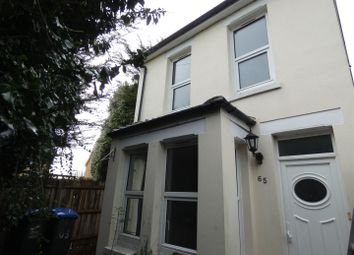 Thumbnail 2 bed property to rent in Albion Road, Broadstairs
