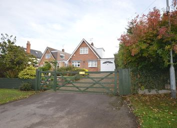 Thumbnail 3 bed detached house for sale in Green Road, Broughton Astley, Leics