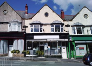 Thumbnail Retail premises for sale in Conwy LL29, UK