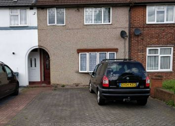 Thumbnail 3 bed terraced house to rent in Becontree Avenue, Dagenham, Essex.