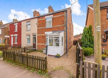 Thumbnail 2 bed end terrace house for sale in Gedney Road, Long Sutton, Spalding