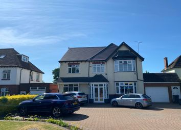 Thumbnail 6 bed detached house for sale in Hagley Road, Edgbaston