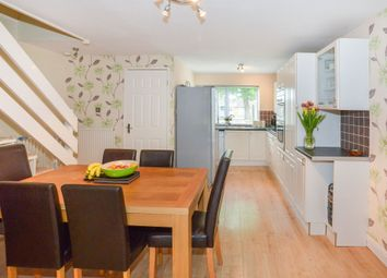 Thumbnail 3 bed terraced house for sale in Rochfords, Coffee Hall, Milton Keynes