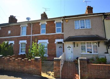 Thumbnail 2 bed terraced house for sale in Iffley Road, Swindon