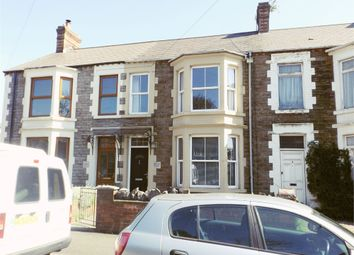 Thumbnail 3 bed terraced house for sale in Talcennau Road, Port Talbot, West Glamorgan