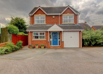 Thumbnail 4 bedroom detached house for sale in Harby Close, Marston Green, Birmingham