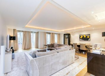 Thumbnail 3 bed flat to rent in Lancelot Place, Knightsbridge