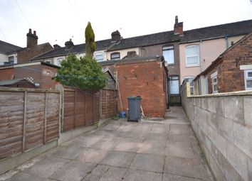 Thumbnail 2 bed terraced house to rent in Hamil Road, Burslem, Stoke-On-Trent