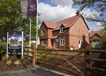 Thumbnail 4 bed detached house for sale in Plot 17, The Pittville, Brockhampton Manor, Cheltenham