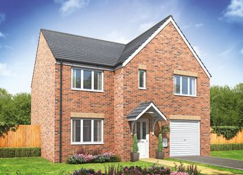 "Thumbnail 4 bed detached house for sale in ""The Warwick"" at Adlam Way, Salisbury"