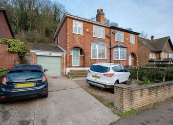 Thumbnail 3 bed semi-detached house for sale in Nottingham Road, Burton Joyce, Nottingham