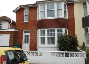 Thumbnail 4 bed semi-detached house to rent in Glendor Road, Hove