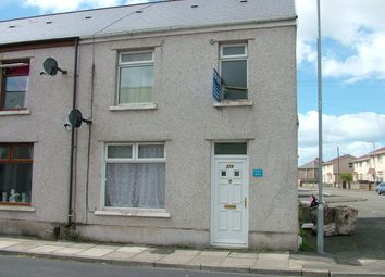 Thumbnail 1 bed flat to rent in Gladys Street, Aberavon