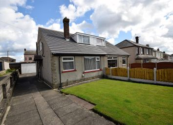 Thumbnail 4 bed semi-detached bungalow for sale in Uplands Avenue, Queensbury, Bradford