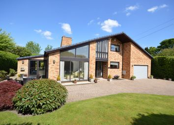 Thumbnail 4 bed detached house for sale in Hall Lane, Chapelthorpe, Wakefield
