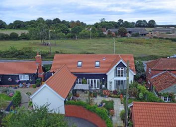 Thumbnail 3 bed detached house for sale in Aldringham, Leiston, Suffolk