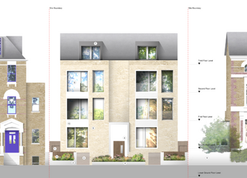Thumbnail 2 bed flat to rent in Grosvenor Avenue, Canonbury
