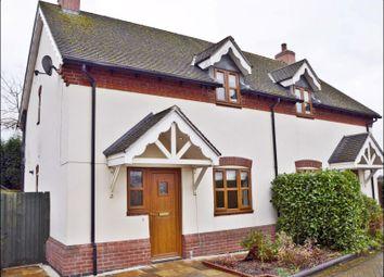 Thumbnail 2 bed semi-detached house to rent in Ravenswood Gardens, Stonydelph Lane, Wilnecote, Tamworth