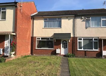 Thumbnail 2 bed terraced house to rent in Davenport Avenue, Crewe, Cheshire