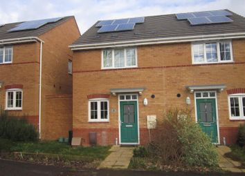 Thumbnail 2 bed semi-detached house for sale in Westfield Road, Portsmouth
