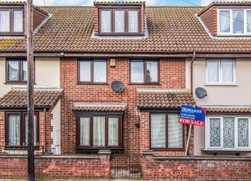 Thumbnail 3 bedroom terraced house for sale in Lancaster Road, Great Yarmouth