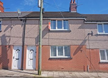 Thumbnail 3 bed terraced house for sale in Powell Street, Tir-Y-Berth