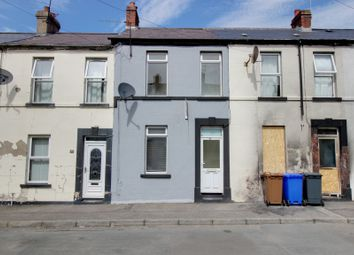 Thumbnail 2 bed terraced house for sale in Balfour Street, Newtownards
