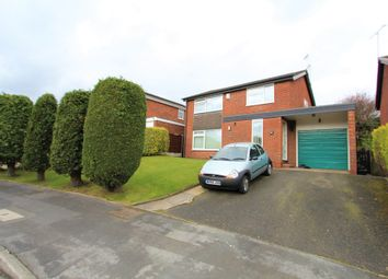 Thumbnail 3 bed detached house for sale in Turnstone Road, Stockport
