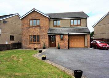 Thumbnail 5 bed detached house for sale in Waungoch, Upper Tumble, Llanelli