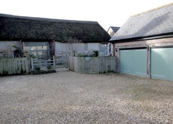 Thumbnail 3 bed barn conversion for sale in West Knighton, Dorchester